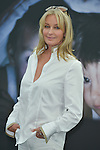 Bo Derek poses at the photocall during the 55th Festival TV in Monte-Carlo on June 15, 2015 in Monte-Carlo, Monaco.