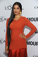 BROOKLYN, NY - NOVEMBER 13: Lilly Singh  at Glamour's 2017 Women Of The Year Awards at the Kings Theater in Brooklyn, New York City on November 13, 2017. <br /> CAP/MPI/JP<br /> &copy;JP/MPI/Capital Pictures