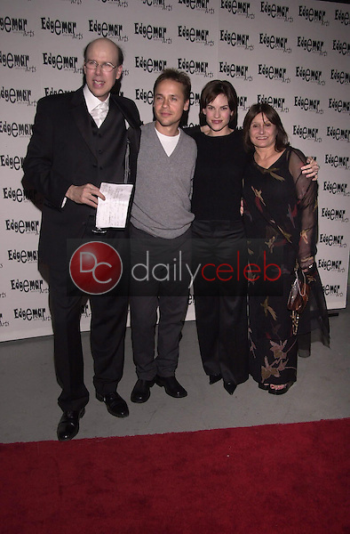 Larry Moss, Chad Lowe, Hilary Swank and friend Holly