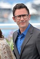 Michel Hazanavicius at the photocall for &quot;The Formidable&quot; (Le Redoutable) at the 70th Festival de Cannes, Cannes, France. 21 May 2017<br /> Picture: Paul Smith/Featureflash/SilverHub 0208 004 5359 sales@silverhubmedia.com