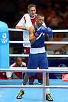 26/07/2014 - Boxing - Commonwealth Games Glasgow 2014 - SECC - Glasgow - UK