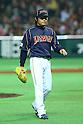 Masahiko Morifuku (JPN), .FEBRUARY 28, 2013 - WBC : .2013 World Baseball Classic .Exhibithion Game .between Tokyo Yomiuri Giants 1-6 Japan .at Yafuoku Dome, Fukuoka, Japan. .(Photo by YUTAKA/AFLO SPORT)