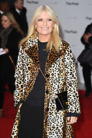 "Gaby Roslin<br /> arriving for the European premiere of ""The Post"" at the Odeon Leicester Square, London<br /> <br /> <br /> ©Ash Knotek  D3368  10/01/2018"