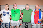 White Collar Boxing a huge success for the men behind St Michaels/Foilmore pictured here at the Ring of Kerry Hotel on Saturday night last Colin Grandfield(Chairman), D.J. 'Mad Dog' O'Connor, Dan Tim O'Sullivan & James 'Hand Grenade' Mike O'Sullivan.