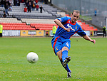 Grant Munro scores winning penalty for Inverness