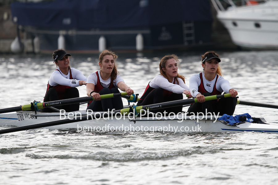 Crew: 278 - Vesta RC  - W.IM1.4- <br /> <br /> Henley Fours &amp; Eights Head 2017<br /> <br /> To purchase this photo, or to see pricing information for Prints and Downloads, click the blue 'Add to Cart' button at the top-right of the page.