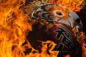 Dondo Yaki Fire Ceremony