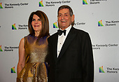 Ken Duberstein and his wife, Jacquelyn, arrive for the formal Artist's Dinner honoring the recipients of the 42nd Annual Kennedy Center Honors at the United States Department of State in Washington, D.C. on Saturday, December 7, 2019. The 2019 honorees are: Earth, Wind & Fire, Sally Field, Linda Ronstadt, Sesame Street, and Michael Tilson Thomas.<br /> Credit: Ron Sachs / Pool via CNP