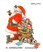 GIORDANO, CHRISTMAS SANTA, SNOWMAN, WEIHNACHTSMÄNNER, SCHNEEMÄNNER, PAPÁ NOEL, MUÑECOS DE NIEVE, paintings+++++,USGI1410,#X# stickers