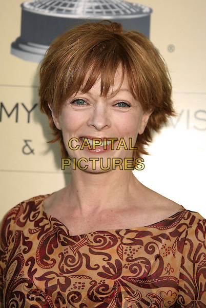 FRANCES FISHER.BAFTA LA and the Academy of Television Arts And Sciences Host Primetime Emmy Awards Tea Party held at the Park Hyatt Hotel, Century City, California, USA, .26 August 2006..portrait headshot .Ref: ADM/BP.www.capitalpictures.com.sales@capitalpictures.com.©Byron Purvis/AdMedia/Capital Pictures.