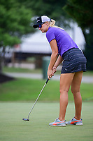 Anna Nordqvist (SWE) watches her putt on 8 during round 2 of  the Volunteers of America Texas Shootout Presented by JTBC, at the Las Colinas Country Club in Irving, Texas, USA. 4/28/2017.<br /> Picture: Golffile | Ken Murray<br /> <br /> <br /> All photo usage must carry mandatory copyright credit (&copy; Golffile | Ken Murray)