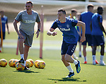 24.06.2019 Rangers training in Algarve: George Edmundson