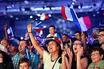 Euro 2016 au Parc des Expos d'Angers (OLA FDJ)