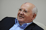 James Hill: Mikhail Gorbachev