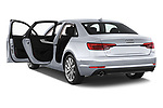 Car images close up view of 2017 Audi A4 Premium 4 Door Sedan doors