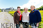 Services for a Kilmeaney Kilmorna Respite House will return after a campaign for funding from HSE. Pictured l-r Evelyn Houlihan, Ann Kelly and Kay Sayers