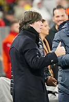 Bundestrainer Joachim Loew (Deutschland Germany) - 09.10.2019: Deutschland vs. Argentinien, Signal Iduna Park, Freunschaftsspiel<br /> DISCLAIMER: DFB regulations prohibit any use of photographs as image sequences and/or quasi-video.