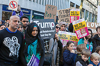 Anti Trump Protests Birmingham 2017