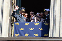 King Carl XVI Gustav' s birthday