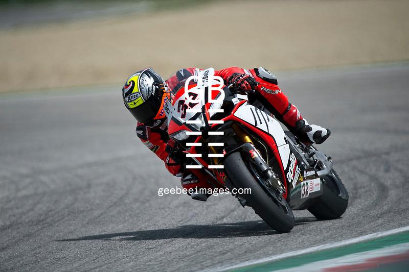 2016 FIM Superbike World Championship, Round 05, Imola, Italy, 29 April - 1 May 2016, Lorenzo Savadori, Aprilia