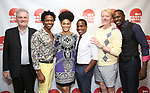 'The Emperor Jones' Family attends the 7th Annual Off Broadway Alliance Awards at Sardi's on June 20, 2017 in New York City.
