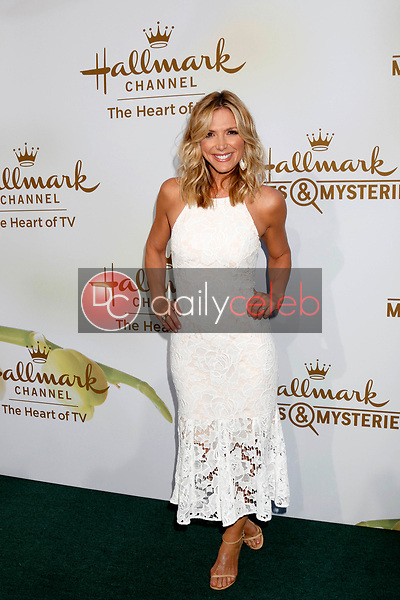 Debbie Matenopoulos<br /> at the Hallmark TCA Summer 2017 Party, Private Residence, Beverly Hills, CA 07-27-17<br /> David Edwards/DailyCeleb.com 818-249-4998