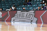 KATY, TX MARCH 6: Southland Conference Men's Basketball Game 1 - No. 5 New Orleans vs. No. 8 Texas A&M-Corpus Christi at Merrell Center in Katy on March 7, 2018 in Katy, Texas Photo: Rick Yeatts/Matt Pearce