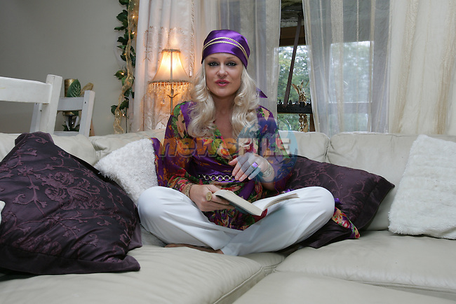 Dr Natasha Tighe, psychotherapist study report.Photo: Fran Caffrey/www.newsfile.ie.