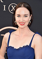 "HOLLYWOOD, CA - JUNE 04: Elyse Levesque arrives at the Premiere Of 20th Century Fox's ""Dark Phoenix"" at TCL Chinese Theatre on June 04, 2019 in Hollywood, California.<br /> CAP/ROT/TM<br /> ©TM/ROT/Capital Pictures"