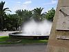 fountain and sundial in Parque de la Feixina<br /> <br /> fuente y reloj de sol en el Parque de la Feixina<br /> <br /> Springbrunnen und Sonnenuhr im Parque de la Feixina<br /> <br /> 1600 x 1200 px