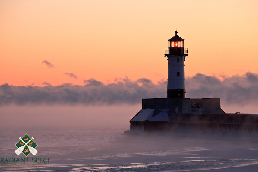 &quot;Steamy Sunrise&quot;<br />