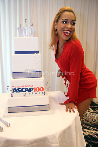 LOS ANGELES, CA - JANUARY 25: Imani Coppola backstage at ASCAP presents the 2014 Grammy Nominee Brunch held at the SLS Hotel on January 25, 2014. Credit: Walik Goshorn/MediaPunch
