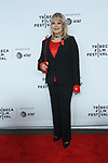 "Candy Spelling arrives at the Clive Davis: ""The Soundtrack Of Our Lives"" world premiere for the Opening Night of the 2017 TriBeCa Film Festival on April 19, 2017 at Radio City Music Hall."