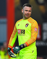AFC Bournemouth keeper Artur Boruc during AFC Bournemouth vs Wolverhampton Wanderers, Premier League Football at the Vitality Stadium on 23rd February 2019