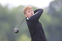 Alan Fahy (Dun Laoghaire) during the final of the 2018 Connacht Stroke Play Championship, Portumna Golf Club, Portumna, Co Galway.  10/06/2018.<br /> Picture: Golffile | Fran Caffrey<br /> <br /> <br /> All photo usage must carry mandatory copyright credit (&copy; Golffile | Fran Caffrey)