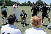 FC DELCO v IMG Soccer Academy U-17/18. 2009 US Soccer Development Academy Summer Showcase at Bryan Park Soccer Complex in Browns Summit, North Carolina, on June 29, 2009.