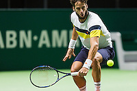 ABN AMRO World Tennis Tournament, Rotterdam, The Netherlands, 13 februari, 2017, Feliciano Lopez (ESP)<br /> Photo: Henk Koster