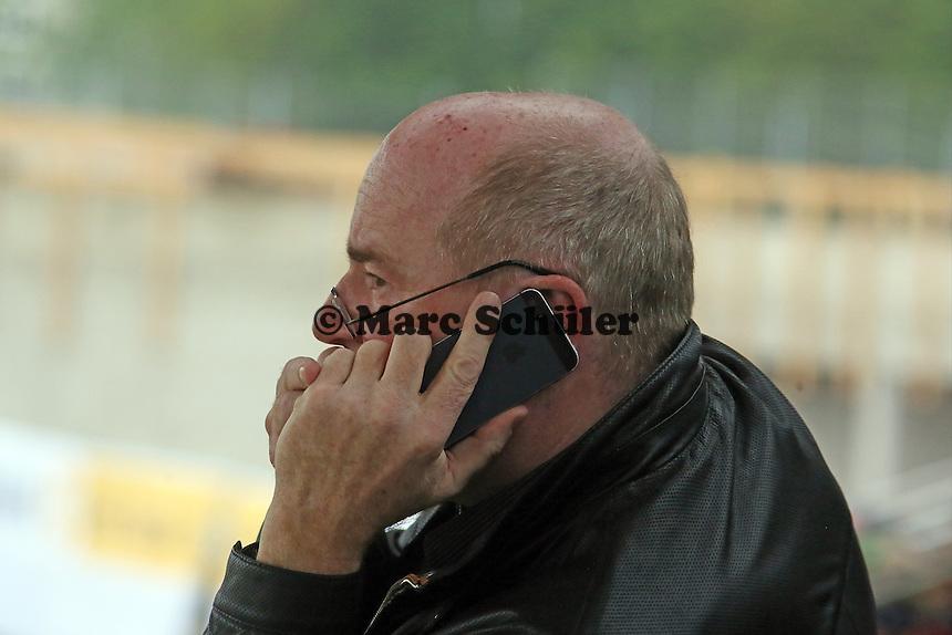 FFC Manager Siegfried Dietrich - 1. FFC Frankfurt vs. MSV Duisburg