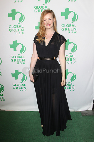 Hollywood, CA - February 22: Kimberly Van Der Beek, At 14th Annual Global Green Pre Oscar Party, At TAO Hollywood In California on February 22, 2017. Credit: Faye Sadou/MediaPunch