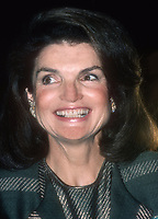 Jacqueline Kennedy, 1984, Photo By John Barrett/PHOTOlink