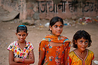 Village of Alabgarh, Alwar, Rajasthan, Northern India, India