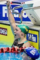 COOK Tamsin AUS<br /> 400 Freestyle Women Final Gold Medal<br /> Day04 28/08/2015 - OCBC Aquatic Center<br /> V FINA World Junior Swimming Championships<br /> Singapore SIN  Aug. 25-30 2015 <br /> Photo A.Masini/Deepbluemedia/Insidefoto