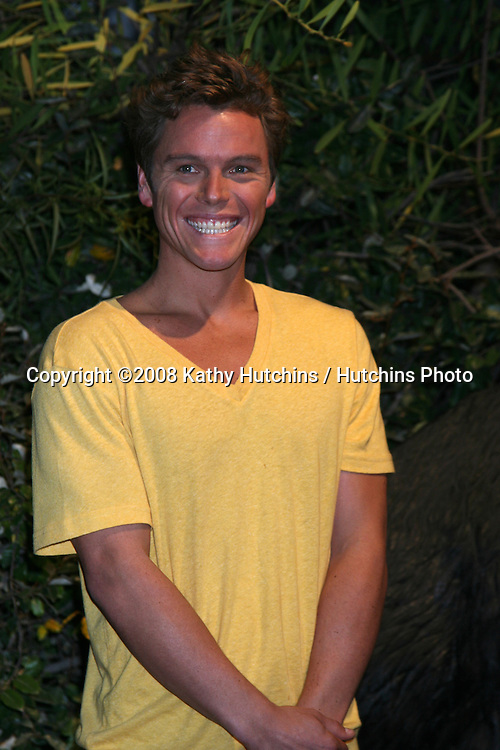Matty Whitmore at the Press Line for the Survivor Gabon Finale at CBS Television City, Los Angeles, CA on December 14, 2008.©2008 Kathy Hutchins / Hutchins Photo...                .