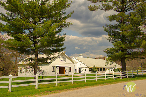 Arethusa Farm. Litchfield, CT