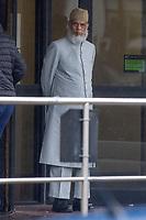 2020 03 17 Khandaker Rhaman, Swansea Crown Court, Swansea, Wales, UK.
