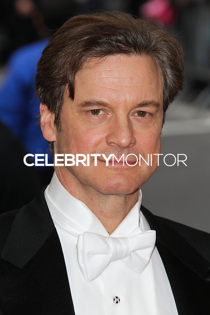 "NEW YORK CITY, NY, USA - MAY 05: Colin Firth at the ""Charles James: Beyond Fashion"" Costume Institute Gala held at the Metropolitan Museum of Art on May 5, 2014 in New York City, New York, United States. (Photo by Xavier Collin/Celebrity Monitor)"