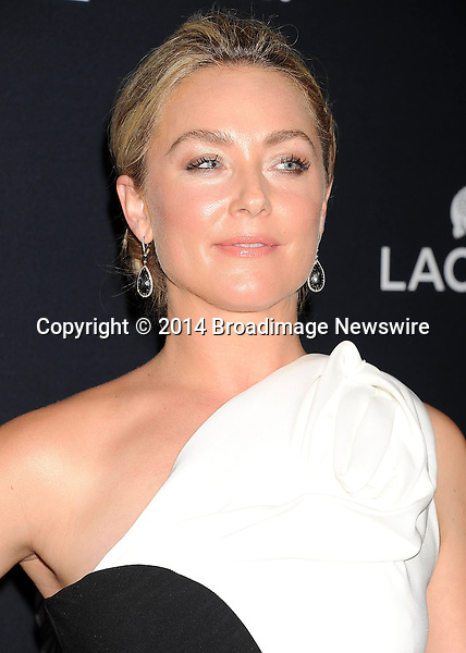 Pictured: Elisabeth Rohm<br /> Mandatory Credit &copy; Joseph Gotfriedy/Broadimage<br /> 16th Costume Designers Guild Awards - Arrivals<br /> <br /> 2/22/14, Beverly Hills, California, United States of America<br /> <br /> Broadimage Newswire<br /> Los Angeles 1+  (310) 301-1027<br /> New York      1+  (646) 827-9134<br /> sales@broadimage.com<br /> http://www.broadimage.com
