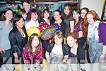 Happy Birthday - Saorlait Moore-Foley from Blennerville, seated centre having a wonderful time with friends at her 18th birthday party held in The Tamarind Thai Restaurant on Saturday night....................................................................................................................................... ........................   Copyright Kerry's Eye 2008