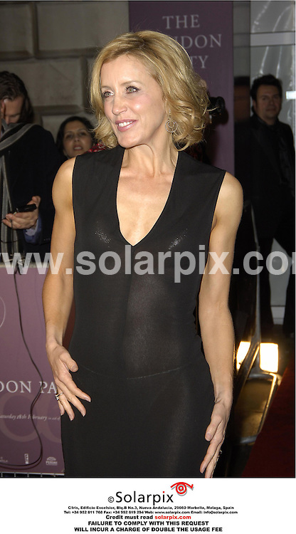 "ALL ROUND PICTURES BY SOLARPIX.COM.Celebrity Guests arriving at the ""The London Party"" pre Bafta held at  Sencer House in the west End of London tonight sponsored by United International Pictures & Variety Magazine..18.2.06.JOB REF MSR 2143"