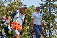 Dustin Johnson (USA) departs the 16th tee during round 1 of the World Golf Championships, Mexico, Club De Golf Chapultepec, Mexico City, Mexico. 3/1/2018.<br /> Picture: Golffile | Ken Murray<br /> <br /> <br /> All photo usage must carry mandatory copyright credit (&copy; Golffile | Ken Murray)